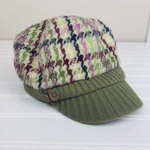 Manhattan Hat Company Cabbie Newsboy Cap A1603
